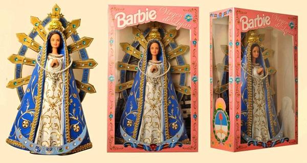 barbie maria vergine