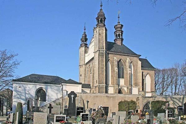 Chiesa Cimitero di Tutti i Santi