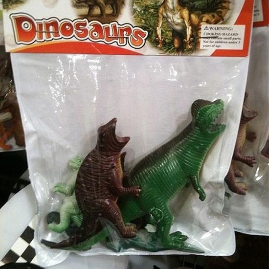 dinosari fanno amore