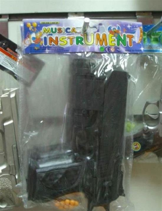 giochi pistola bambini