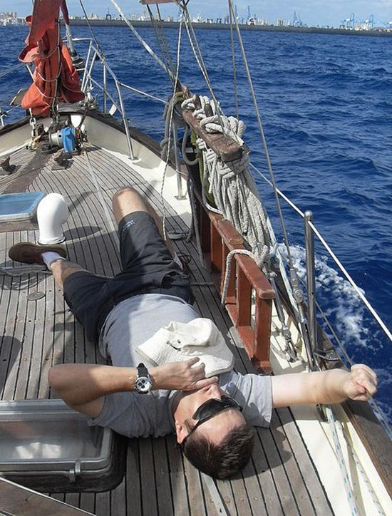 nausea per mal di mare