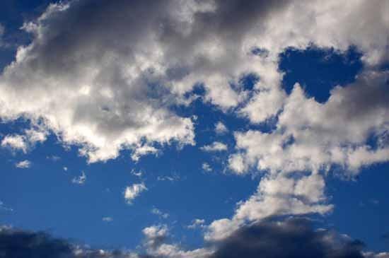 nuvole cielo