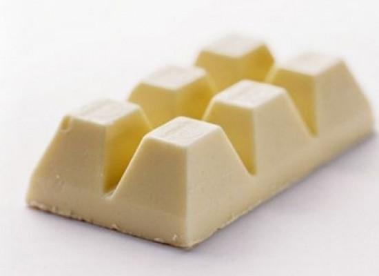 Il cioccolato bianco non è cioccolato