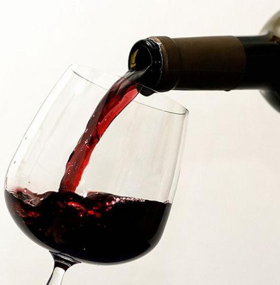 vino in bottiglia