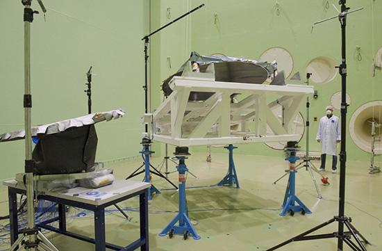 agenzia spaziale europea impianto audio