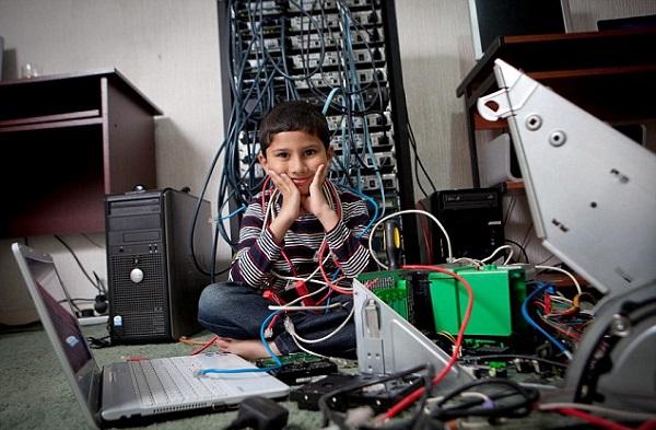 bambino 5 anni microsoft certified professional