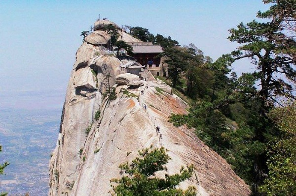 la casa del te di hua shan