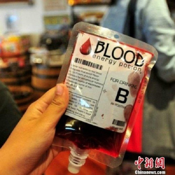 drink sangue aspiranti vampiri