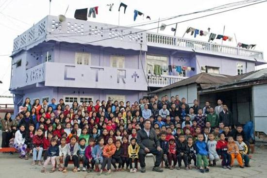 famiglia piu numerosa del mondo