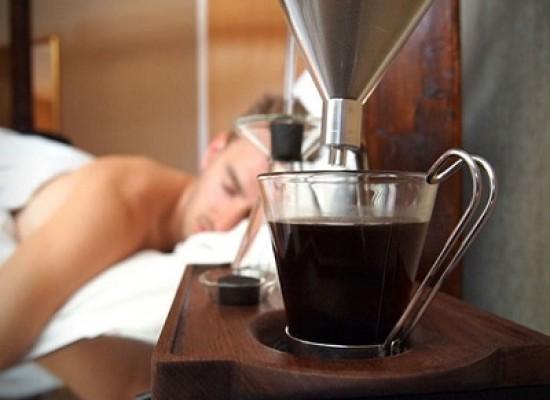 The Barisieur, la sveglia che ti prepara il caffè