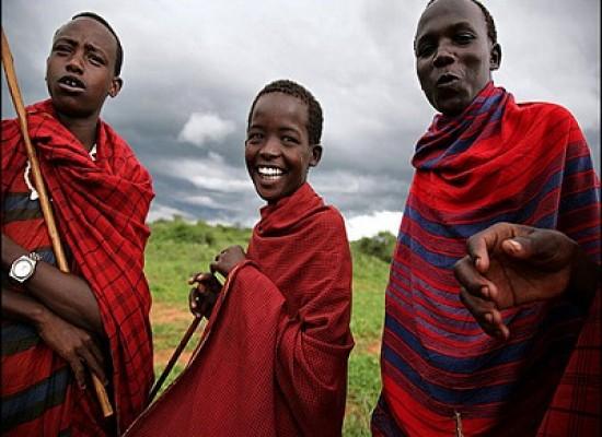 40.000 Masai sfrattati per la riserva di caccia dei reali di Dubai