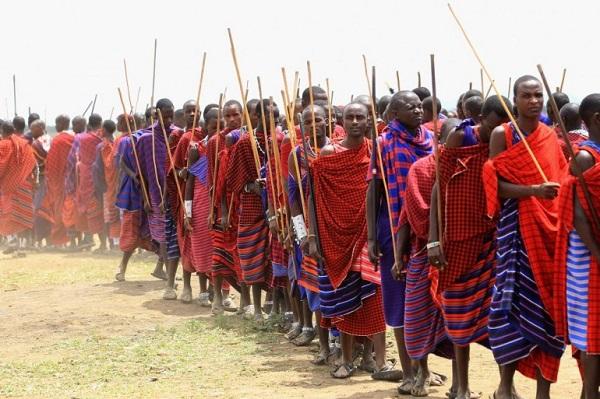 masai tanzania riserva caccia
