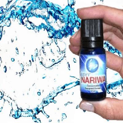 SuperNariwa l'acqua più costosa al mondo 7.500 euro al litro