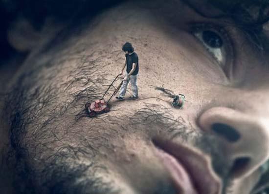 photoshop artista argentino