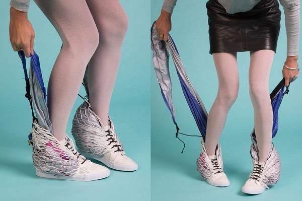 scarpe sportive da campeggio