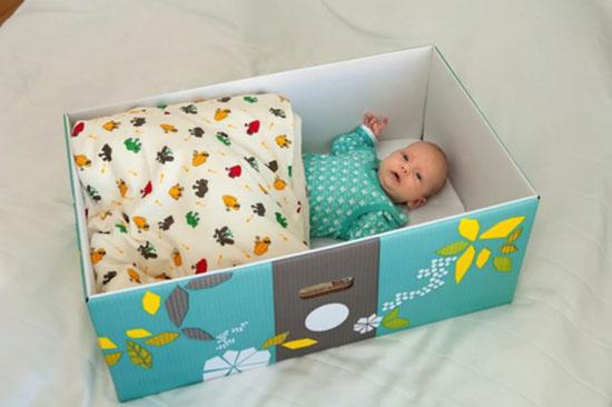 scatola bambini