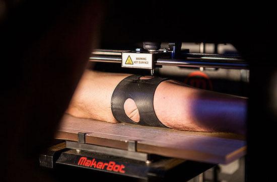 stampante 3d tatuaggi