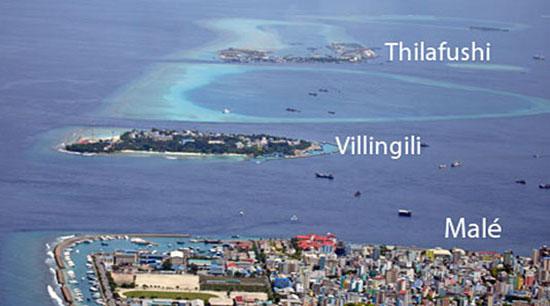 thilafushi maldive