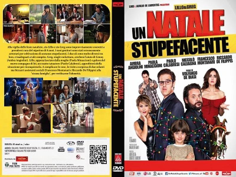"""Trailer completo online del film """"Un natale stupefacente"""""""