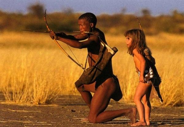 tribu savana africa