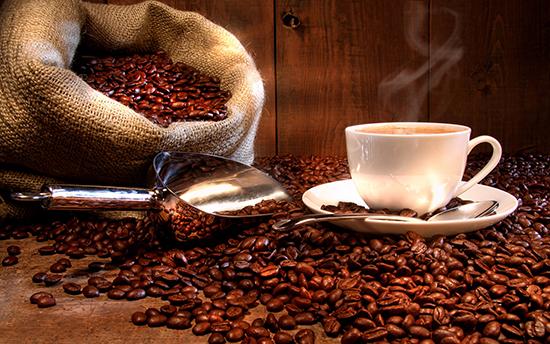 caffè e proprietà