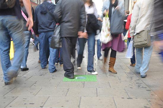 camminare e generare energia elettrica