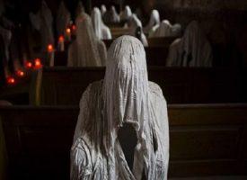 La Chiesa più inquietante al mondo con i fantasmi di Saint-Georges