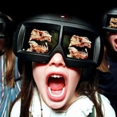 I Film in 3D causano la nausea nel 54,8% delle persone
