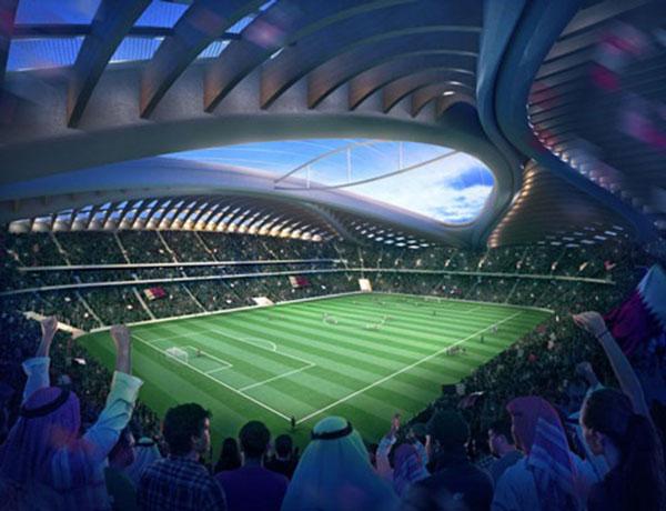 Al Wakrah Stadium mondiali