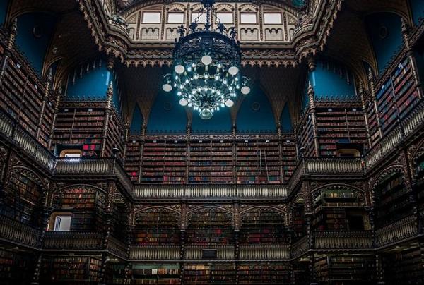 biblioteca del reale gabinetto portoghese della letteratura