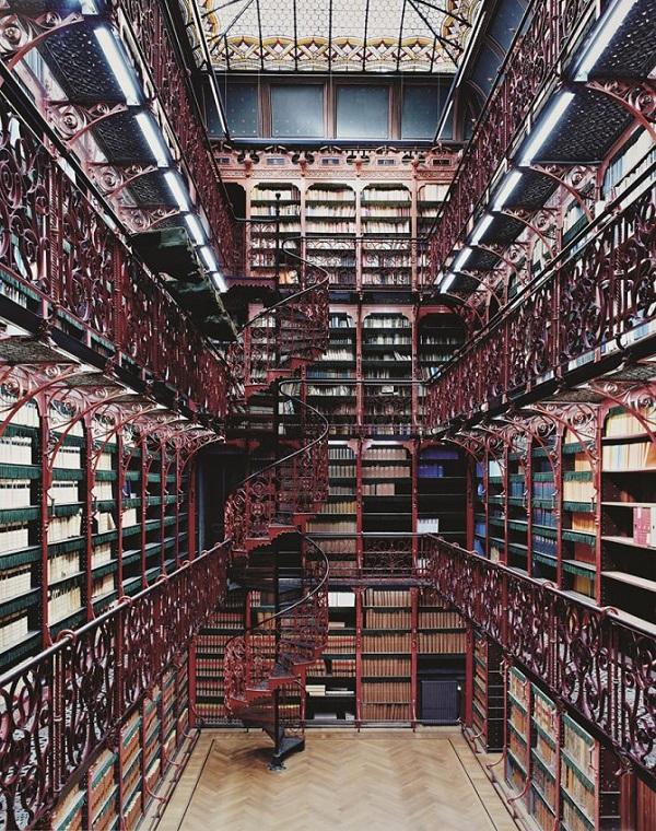 biblioteca della camera degli stati generali den haag III in olanda