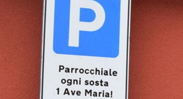 parcheggio pagamento ave maria