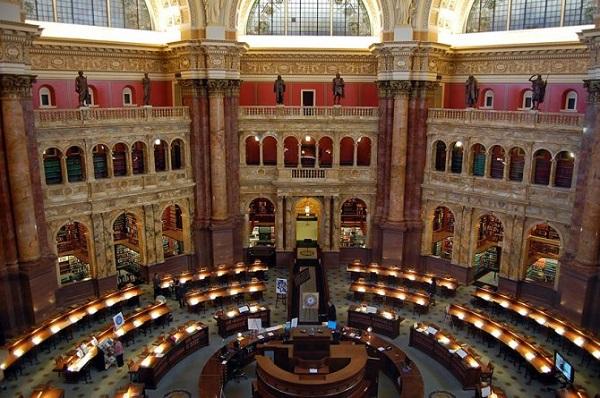 biblioteca del congresso negli stati uniti