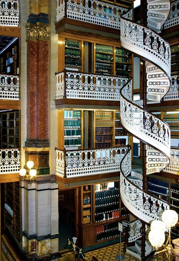 biblioteca dell Iowa negli stati uniti