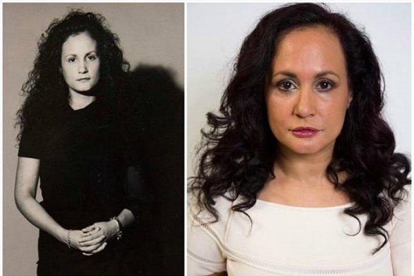 donna non sorride per 40 anni