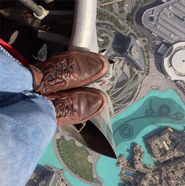 Burj Khalifa di Dubai grattacielo piu alto al mondo