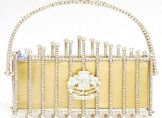 La borsa di diamanti che costa 180.000 euro e ha 1.000 anni di garanzia