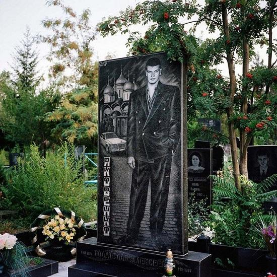 lapide tomba russa