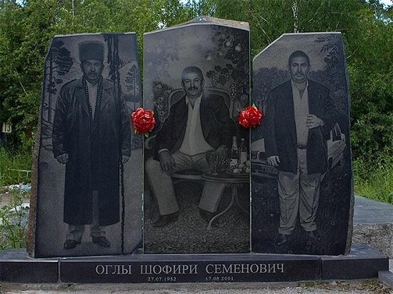 mafia russa sangue