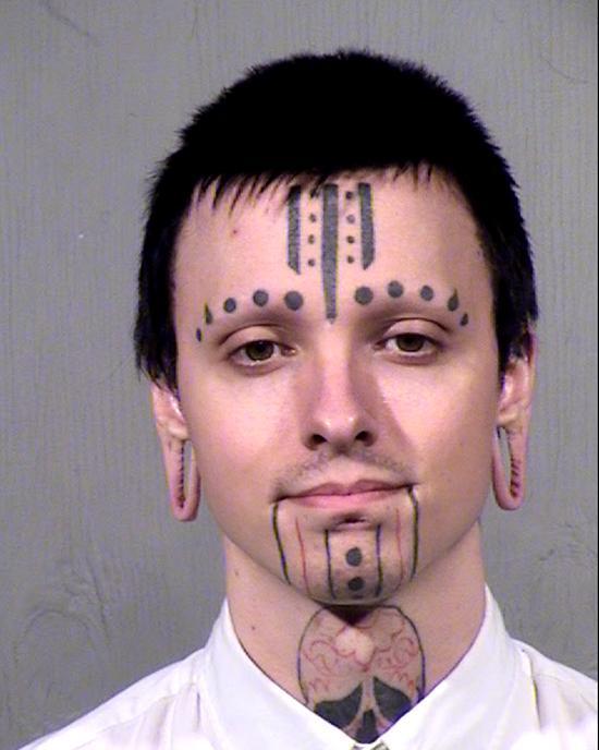 segnaletica assurda detenuti