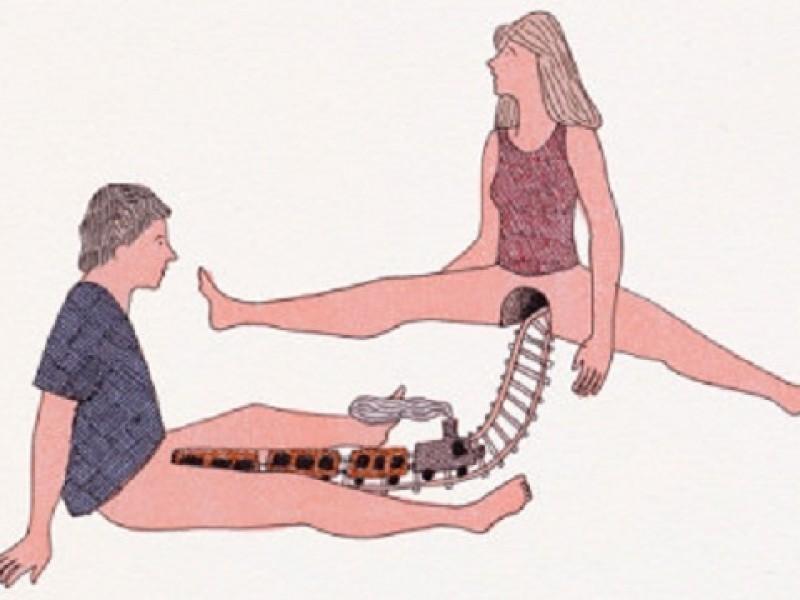 Les Coquins: la pornografia illustrata (e surreale) di Marion Fayolle