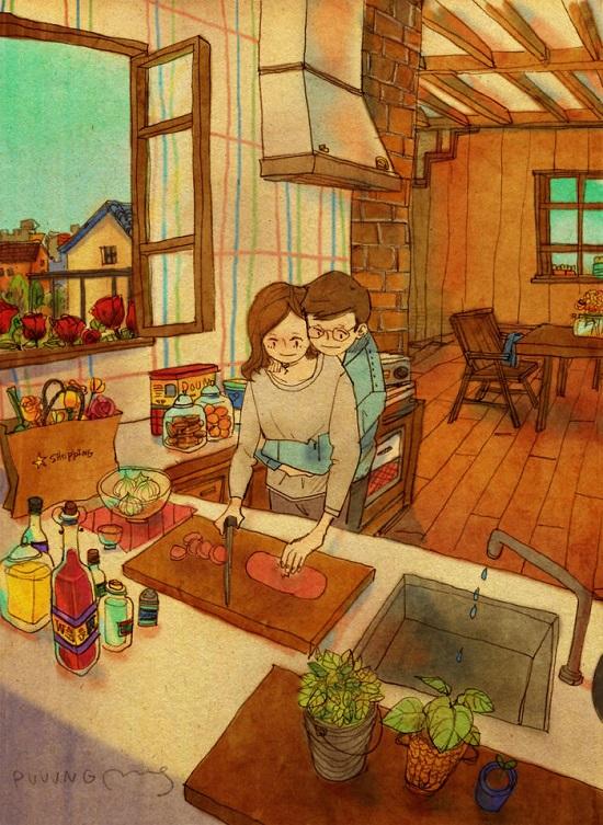 cucina e amore