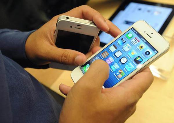 Apple iPhone 5 launch
