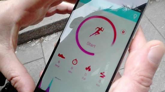 navigatore smartphone gps