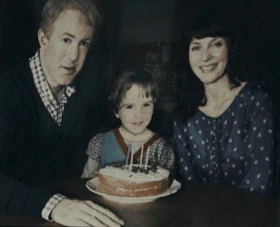 i genitori di hermone