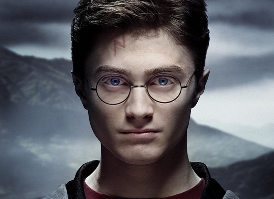 harry potter cicatrice