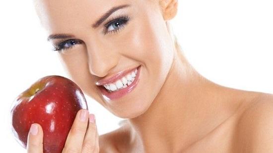 alimentazione frutta denti