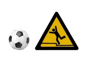 Gli infortuni più assurdi del mondo del calcio
