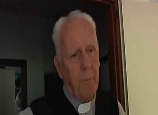 Don Gino Flaim prete giustifica pedofilia