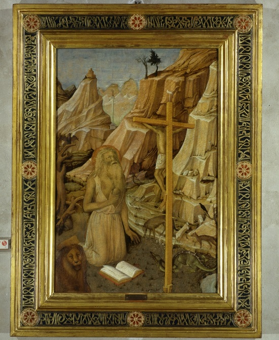 tavola Jacopo bellini San Girolamo
